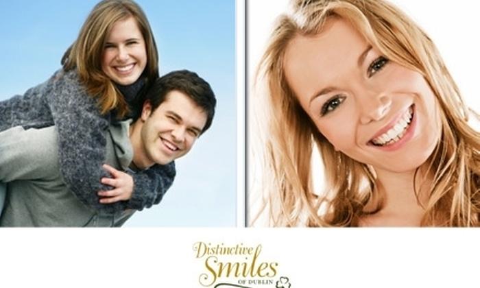 Distinctive Smiles of Dublin - Dublin: $125 for a Custom Teeth-Whitening Tray at Distinctive Smiles of Dublin ($395 Value)
