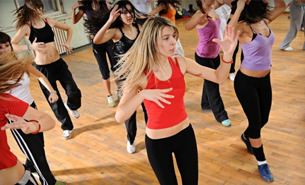 5 Classes (a $50 value) - Zumba Fusion in Carteret