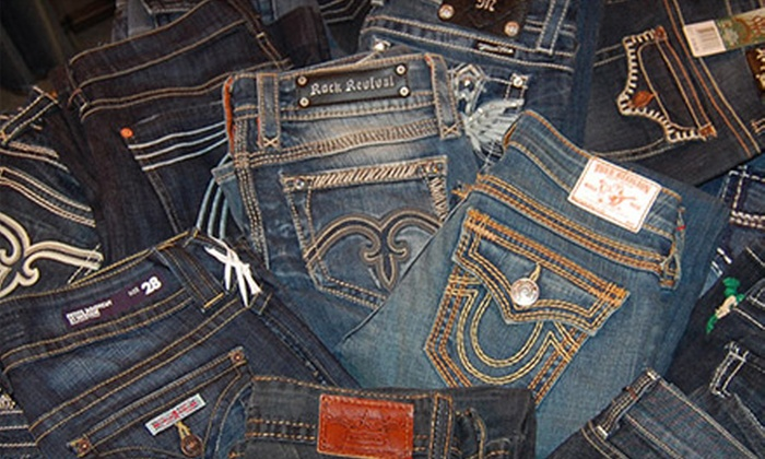 gk1 Woman's Boutique - Albany: $20 for $45 Toward Designer Jeans and Boutique Apparel at gk1 Woman's Boutique in Albany