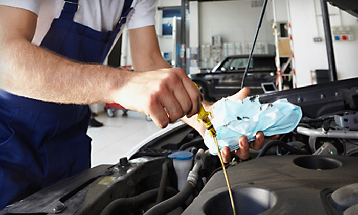 Cooper's Automotive - Lafayette: Oil Change and Inspection or Oil-Change Package at Cooper's Automotive in Lafayette (Up to 65% Off)