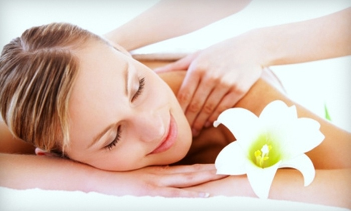 Positive Touch Triad - High Point: $30 for a Full Relaxation Massage and Reflexology Session at Positive Touch Triad ($70 Value)