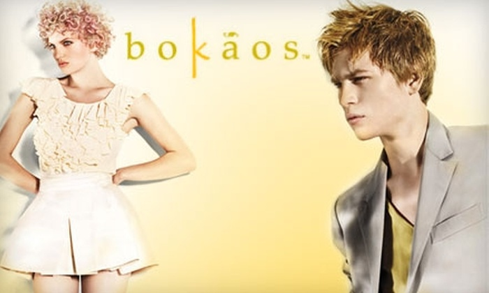 Bokaos - Multiple Locations: Spa and Salon Treatments at Bokaos in Pasadena. Choose Between Two Options.