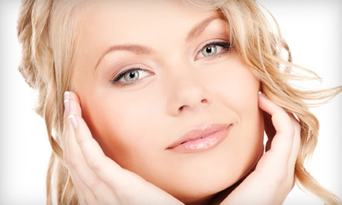 Dr. Jeffrey Passer's Skin Suite - Omaha: $65 for an Anti-Aging Spa Package from Dr. Jeffrey Passer's Skin Suite (Up to $180 Value)