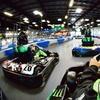 Up to 56% Indoor-Kart-Racing Package