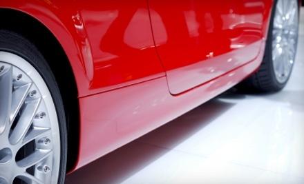 $200 Groupon to Gotham Auto Works - Gotham Auto Works in Danbury