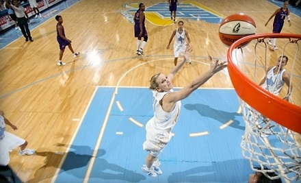 Chicago Sky - Chicago Sky in Rosemont