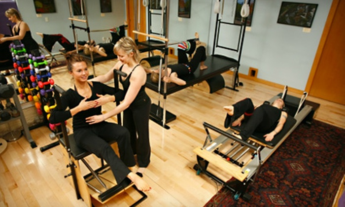 Iron and Grace - Central Business District: Kettlebell or Pilates Program at Iron and Grace in Lynchburg
