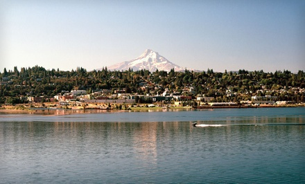 Two-Night Stay for Two, Valid for Check In MondayWednesday - Villa Columbia Bed and Breakfast in Hood River