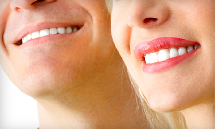 Canadian Pearl Teeth Whitening: $37 for an At-Home Teeth-Whitening Kit from Canadian Pearl Teeth Whitening ($149 Value)