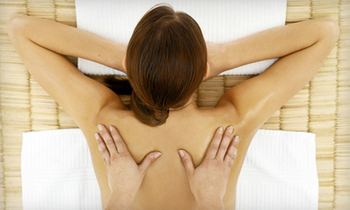 Stephens Chiropractic and Wellness - Ritz-charles Plaza: 60- or 90-Minute Swedish or Deep-Tissue Massage with Aromatherapy at Stephens Chiropractic and Wellness (Half Off)