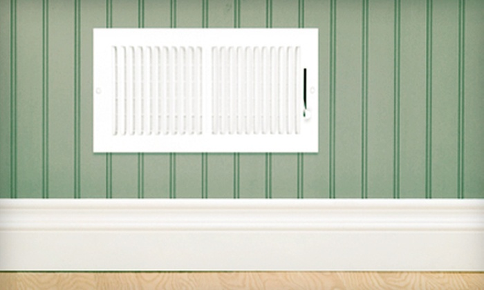 Duct-MD - Lincoln: Cleaning for Up to 10 Air Ducts with Optional Dryer-Vent Cleaning from Duct-MD (Up to 75% Off)