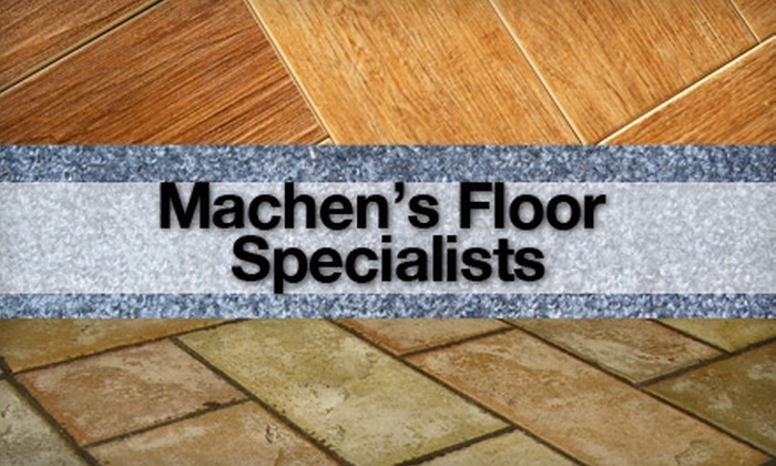 Machen's Floor Specialists - Nashville: $80 for $160 Worth of Services from Machen's Floor Specialists