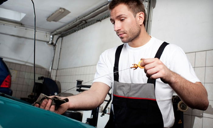 Clark's Car Care - West On Ridge Industrial Park: $25 for an Oil Change, Inspection, and More at Clark's Car Care in Naperville (Up to $75 Value)