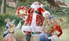 Dry Comal Creek Winery - Downtown New Braunfels: $10 for a Holiday Outing for Two to Weihnachtsmarkt Christmas Market in New Braunfels ($20 Value)