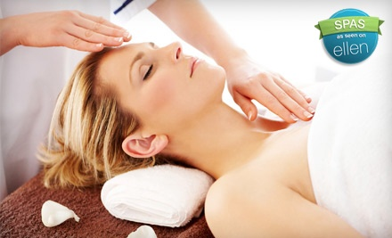 60-Minute Rosemary-Mint Massage (a $100 value) - Asha, an Aveda Lifestyle Salon & Spa in Rockford