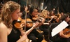 """Hot Springs Music Festival - Hot Springs: $30 for Four Tickets to Festival Symphony Orchestra Concert or """"Piano-Mania!"""" at Hot Springs Music Festival ($60 Value)"""