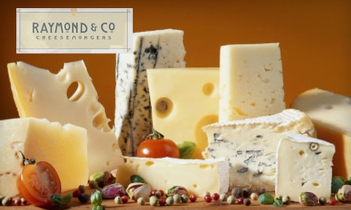 Raymond & Co. Cheesemongers - Napa: Up to 51% Off Cheese Tastings at Raymond & Co. Cheesemongers. Choose Between Two Options.