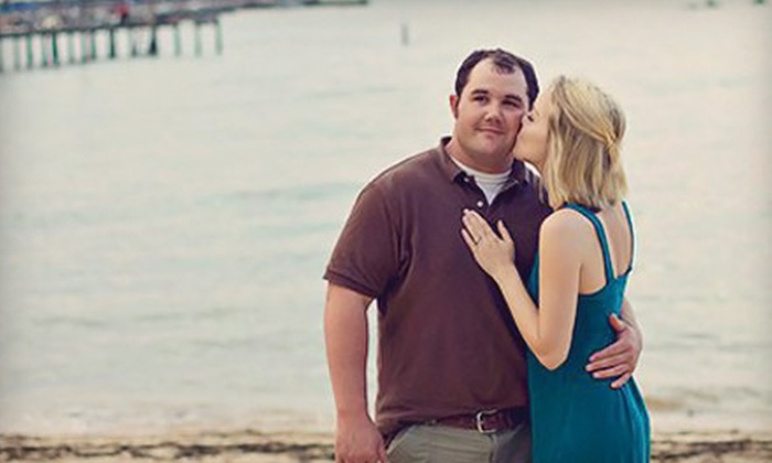 Journey Photography Group - Mobile / Baldwin County: $49 for a One-Hour On-Location Photo Shoot with Print Package from Journey Photography Group ($185 Value)
