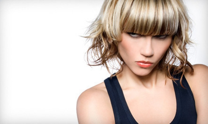 Salon Onyx - Crossroads of Lakeville: $59 for a Haircut and Full Foil with Senior Stylist at Salon Onyx in Lakeville ($128 Value)
