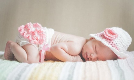 Family Photography Package and Optional Video Shoot from the Happy Film Company (Up to 77% Off)