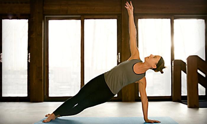 Dahn Yoga - Dallas: 10 or 20 Classes at Dahn Yoga (Up to 80% Off)