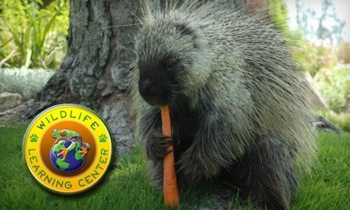 Wildlife Learning Center - Sylmar: $6 for Two General Admission Tickets to Wildlife Learning Center in Sylmar