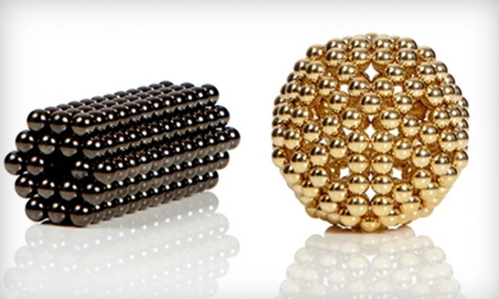 Maxfield & Oberton: $35 for Two Sets of Buckyballs Desk Toys from Maxfield & Oberton($69.90 Value)