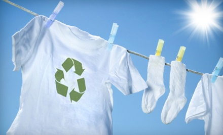 $20 Groupon to Natural Earth Laundry - Natural Earth Laundry in