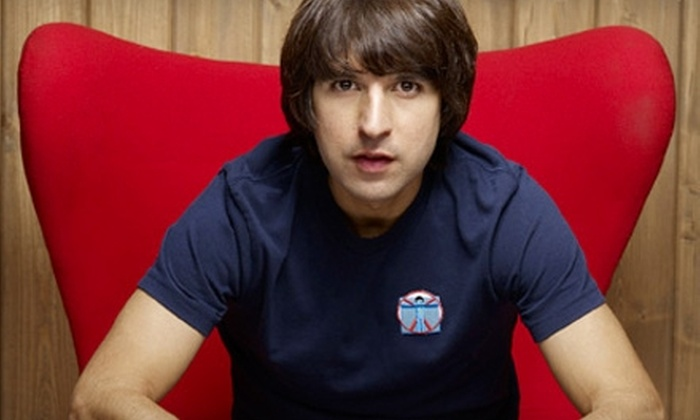 Demetri Martin at Meadow Brook Music Festival - Rochester Hills: $22 for One Ticket to See Demetri Martin at the Meadow Brook Music Festival in Rochester Hills