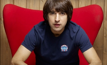 Ticketmaster: Demetri Martin at the Meadow Brook Music Festival on Sat., July 16 at 8PM: Outdoor Reserved Pavilion Seating ($22 Value) - Demetri Martin at Meadow Brook Music Festival in Rochester Hills