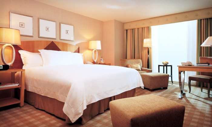 Borgata Hotel Casino & Spa - Atlantic City: One- or Two-Night Stay for Two at Borgata Hotel Casino & Spa or The Water Club in New Jersey