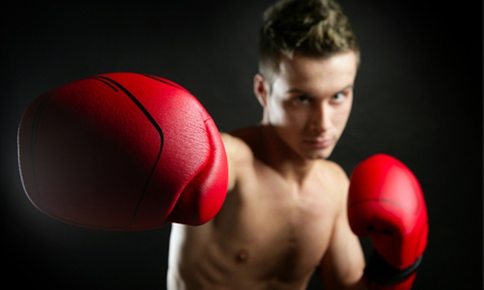 Cappy's Boxing Gym - Minor: Five Drop-in Boxing Classes or 30 Days of Unlimited Boxing Classes and Equipment Use at Cappy's Boxing Gym