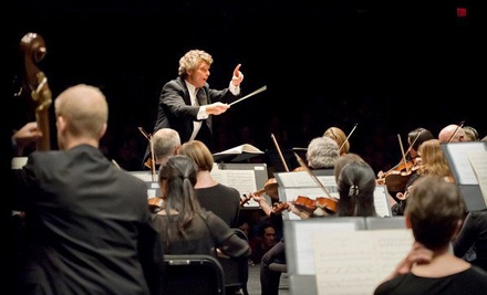 Fairfax Symphony Orchestra at George Mason University's Center for the Arts on Sat., Sept. 17 at 8PM: B Section - Fairfax Symphony Orchestra in Fairfax