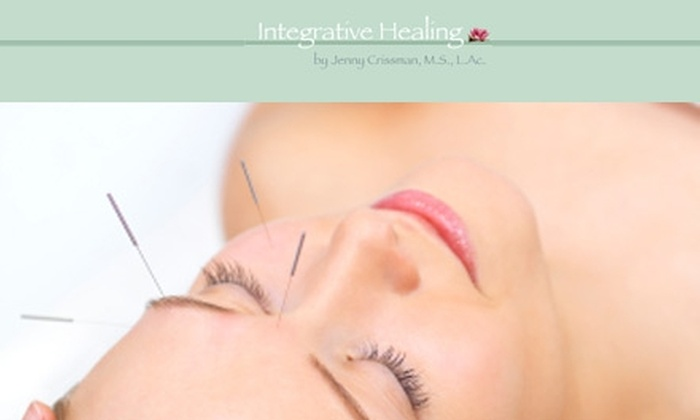 Jenny Crissman of Integrative Healing - Fairview Park: $49 for a New-Patient Consultation and Acupuncture Treatment with Jenny Crissman of Integrative Healing ($130 Value)