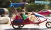 Wheel Fun Rentals - Multiple Locations: $15 for $30 Worth of Boat, Kayak, Barracuda, Bike, or Surrey Rentals at Wheel Fun Rentals in Seaside