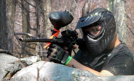 Crusader Paintball - Crusader Paintball in Fairless Hills