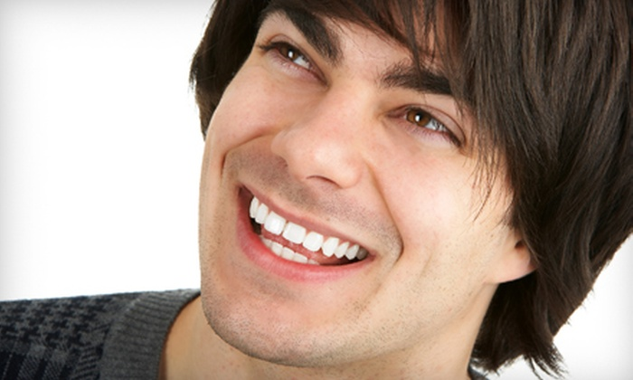 Bright Smiles Express - Lakeland: $55 for an In-Home Teeth-Whitening Kit from Bright Smiles Express ($180 Value)