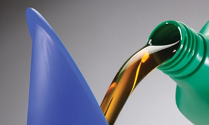 Lube Stop - Multiple Locations: $18 for an EcoGuard Oil Change at Lube Stop