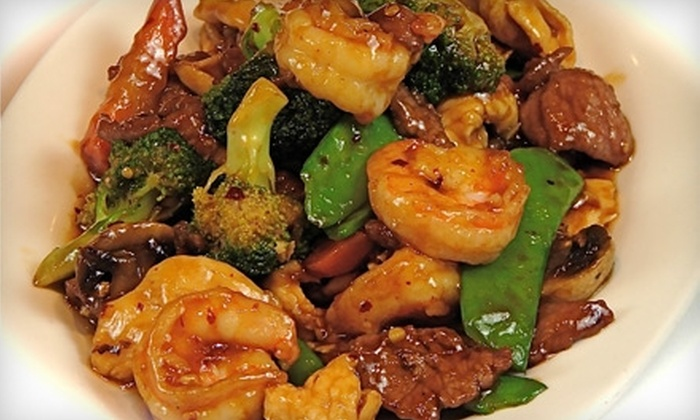 Taipei Restaurants - Multiple Locations: $10 for $20 Worth of Fine Chinese Cuisine at Taipei Restaurants. Two Locations Available.