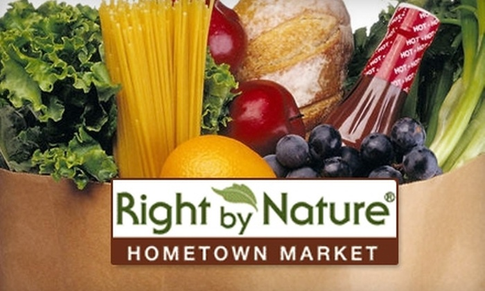 Right By Nature - Strip District: $15 for $35 Worth of Natural and Organic Groceries at Right by Nature
