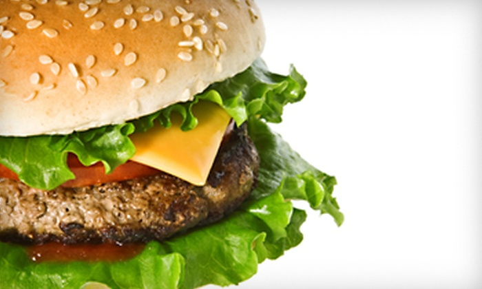 Nova Lounge - Addison: $20 for Burgers and Beer for Two at Nova Lounge in Addison ($40 Value)