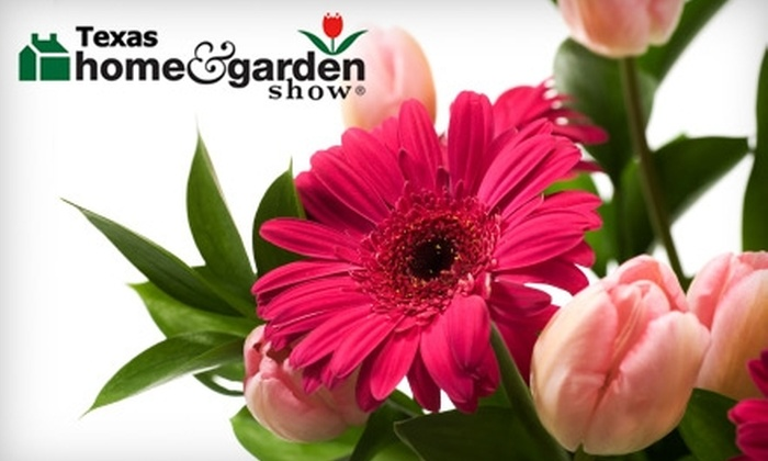 Dallas Home & Garden Show - Northwest Dallas-love Field: $10 for Two Admission Tickets to the Dallas Home & Garden Show (Up to $17 Value)