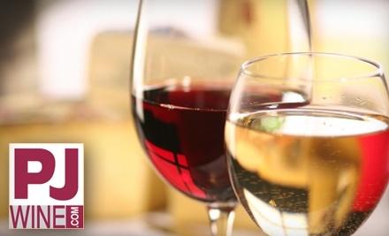 $30 Groupon to PJ Wine, Inc. - PJ Wine, Inc. in