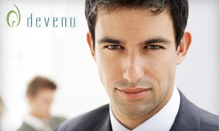 Devenu Medical Rejuvenation Center - Central Omaha: $99 for One Month of Laser Hair Restoration from Devenu Medical Rejuvenation Center