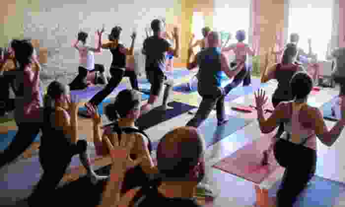 Yoga Ward - Walker's Point: $39 for 10 Detox Flow Yoga Classes at Yoga Ward ($120 Value)
