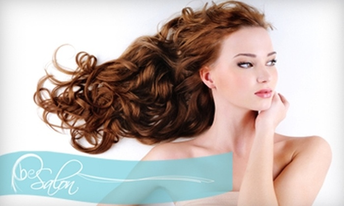 Be Salon - Clayton: $79 for Hair Cut, Deep Conditioning, and Color Enhancement Treatment at be Salon (Up to $162 Value)