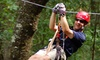 Half Off Zipline Tour for Two in Fayetteville