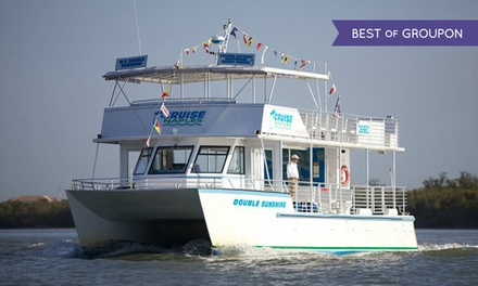 $21 for a Sightseeing or Sunset Cruise from Pure Naples (Up to $35 Value)