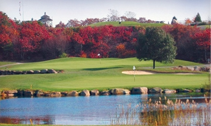 Ballymeade Country Club - East Falmouth: Golf Game Package and Cart Rental at Ballymeade Country Club. Choose Between Two Options.