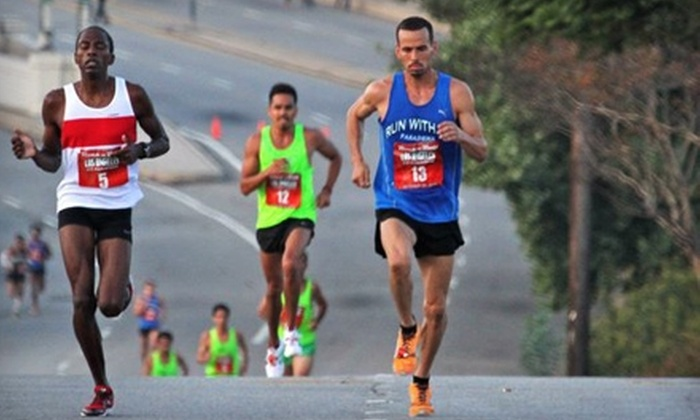 Run With Us - West Central: $20 for $40 Toward Apparel, Footwear, and More at Run With Us in Pasadena